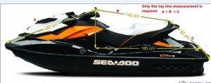Jet Ski Measure A B C